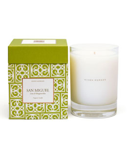Niven Morgan San Miguel Lime & Bouganvillea Candle
