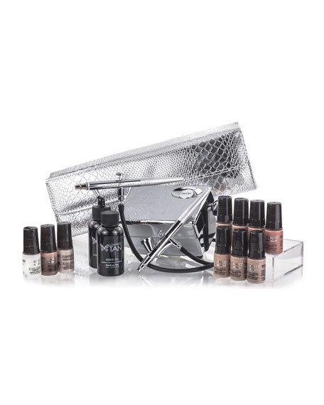 Platinum Makeup and Tanning System