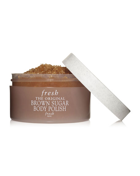 Fresh Brown Sugar Body Polish Exfoliator, 7 oz.