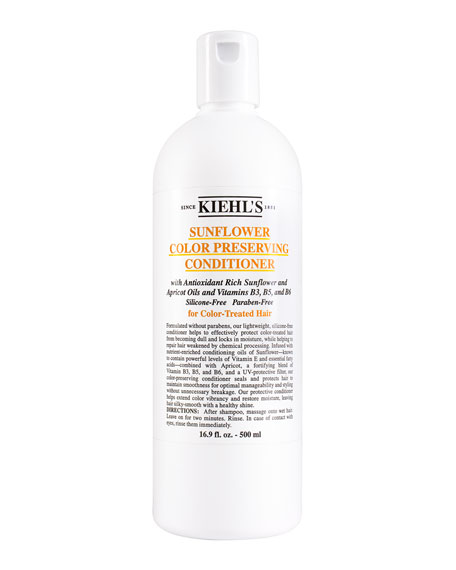 Kiehl's Since 1851 Sunflower Color-Preserving Conditioner, 16.9