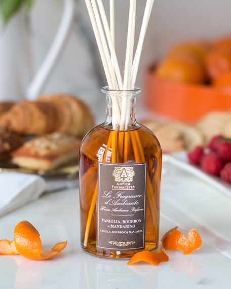 Antica Farmacista Vanilla, Bourbon & Mandarin Home Ambiance Fragrance, 8.5 oz./ 251 mL