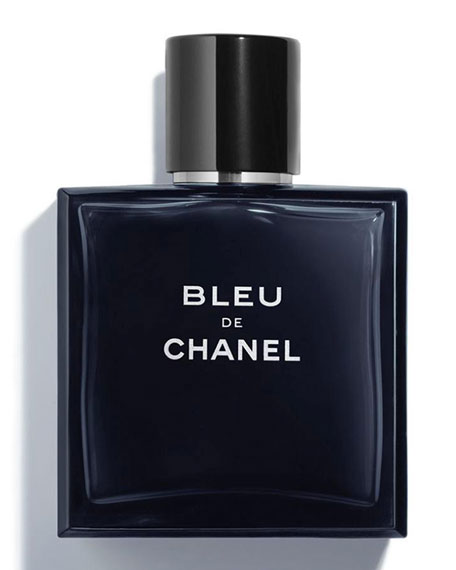 <b>BLEU DE CHANEL</b> <br>Eau de Toilette Spray 1.7 oz./ 50 mL