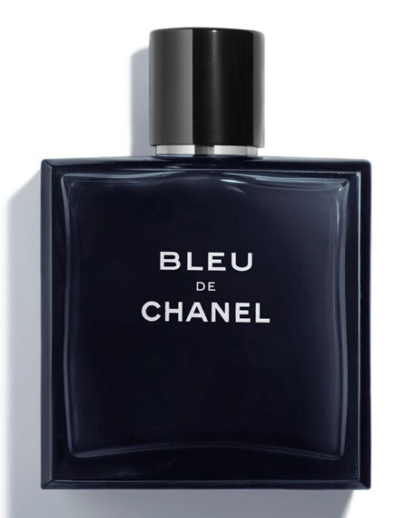 <b>BLEU DE CHANEL</b> <br>Eau de Toilette Spray 3.4 oz./ 100 mL