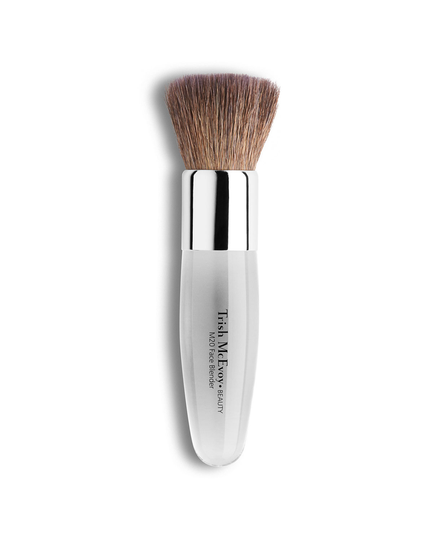 trish mcevoy brush m20 face blender brush neiman marcus