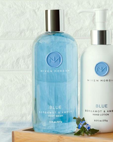 Niven Morgan Blue Body Wash, 11 oz.