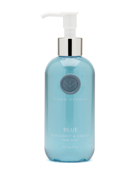 Blue Hand Soap, 9.5 oz.