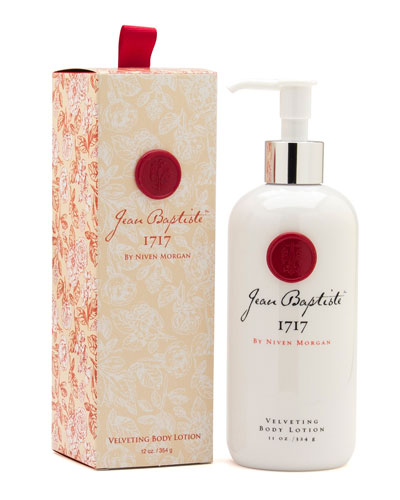 Jean Baptiste 1717 Body Lotion, 11 oz.