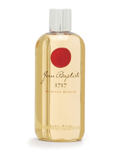 Jean Baptiste 1717 Body Wash, 11 oz.