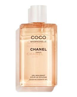CHANEL COCHANEL<br>COCO MADEMOISELLE<br>Foaming Shower Gel 6.8 oz.