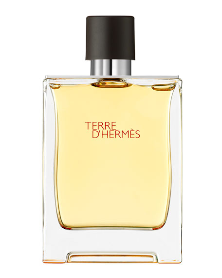Terre d'Hermès – Pure Perfume Natural Spray, 6.7 oz.