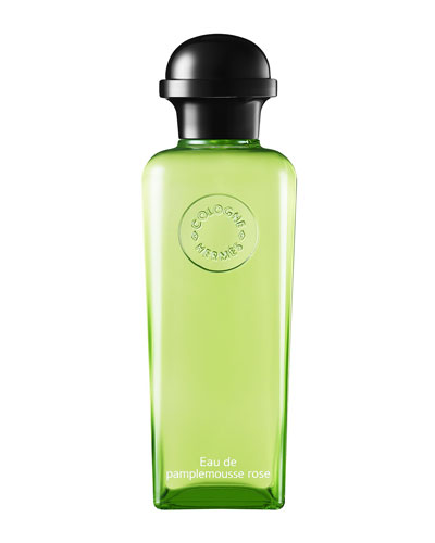 Eau de pamplemousse rose Eau de cologne spray, 3.3 oz.