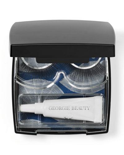 Georgie Beauty Georgie La Starlette Faux Lash Compact