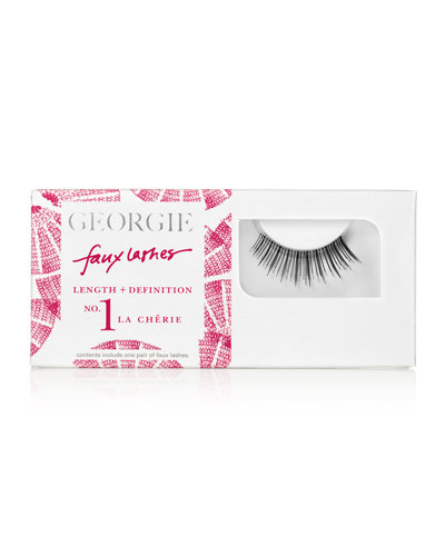 Georgie Beauty Georgie La Chérie Faux Lashes