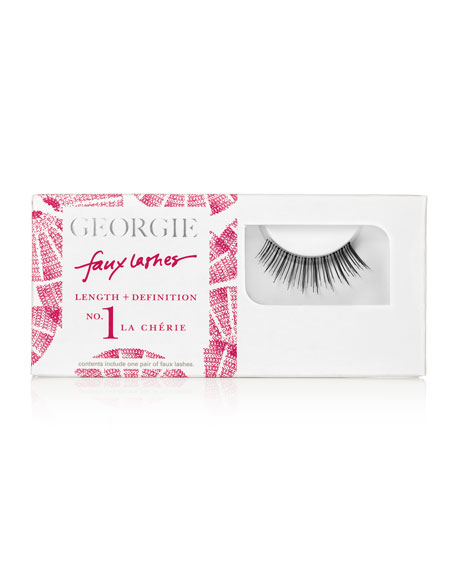 Georgie La Chérie Faux Lashes