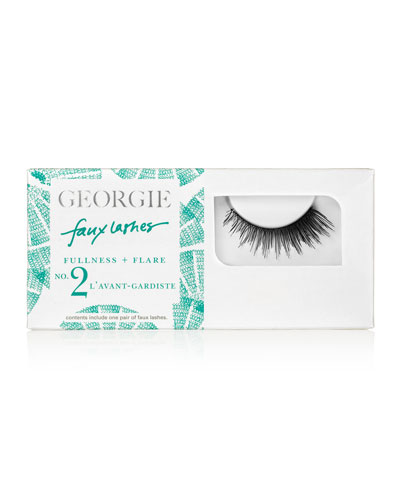 Georgie Beauty Georgie L'Avant-Gardiste Faux Lashes