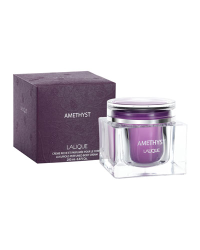 Amethyst Body Cream