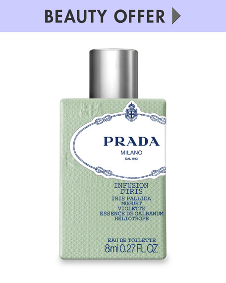 Yours with ANY Prada fragrance purchase