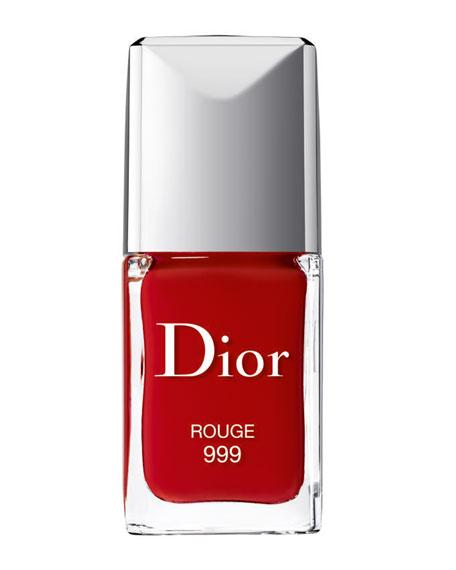 Dior Nail Vernis Red Royalty