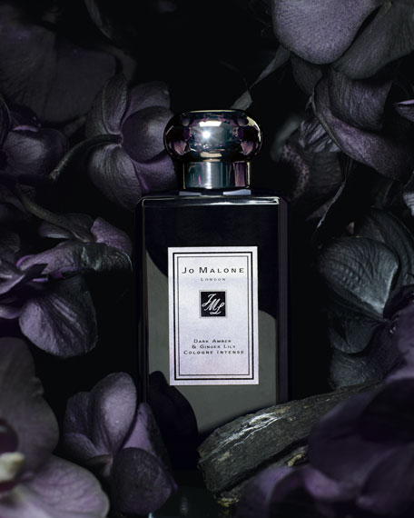 Jo Malone London Dark Amber & Ginger Lily Cologne Intense, 3.4 oz./ 100 mL