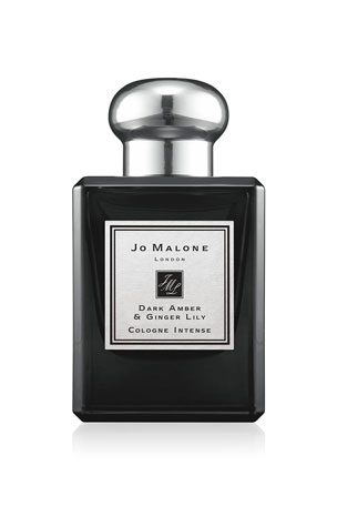Jo Malone London 3.4 oz. Dark Amber & Ginger Lily Cologne Intense