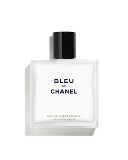 CHANEL BLEU DE After Shave Balm 3 oz.