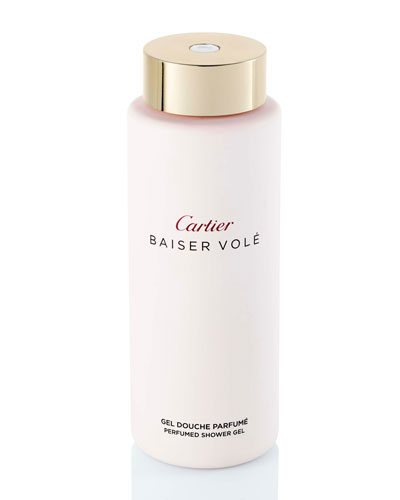 Cartier Fragrance Baiser Vole Shower Gel