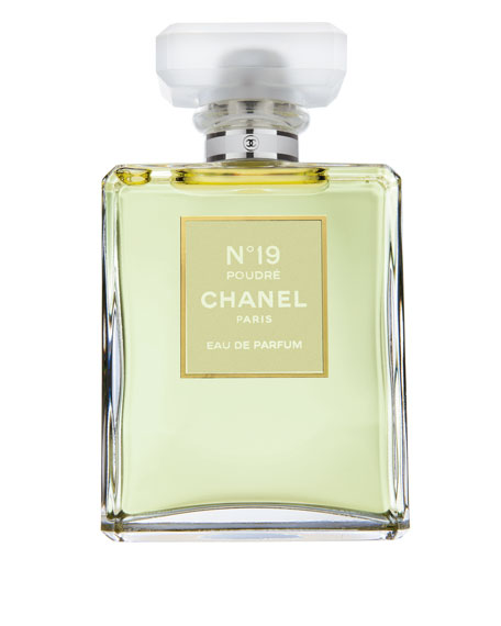 <b>N°19 POUDRÉ </b><br>Eau de Parfum Spray, 100 mL/ 3.4 oz.