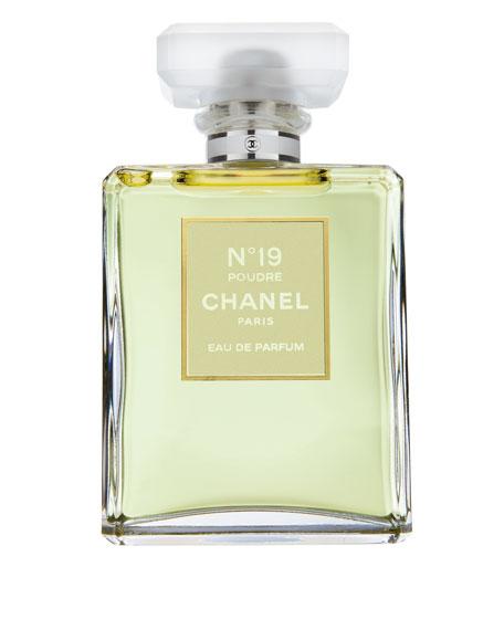 <b>N°19 POUDRÉ </b><br>Eau de Parfum Spray, 100 mL/ 3.4 oz.