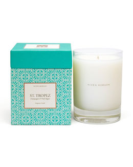 Niven Morgan Doors St. Tropez Candle, 9 oz.