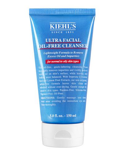 Ultra Facial Oil-Free Cleanser, 5.0 fl. oz.