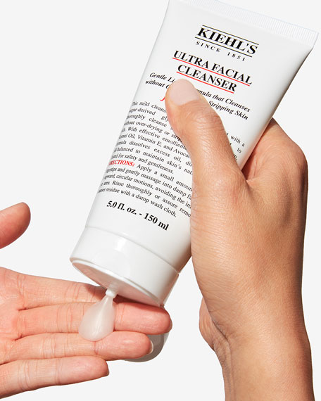 Kiehl's Since 1851 Travel-Size Ultra Facial Cleanser, 2.5 oz.