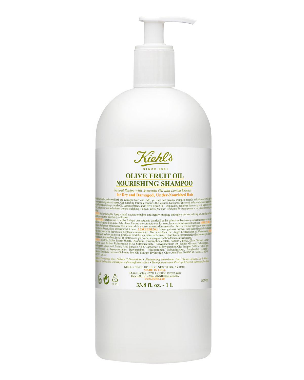 Olive Fruit Oil Nourishing Shampoo, 1L