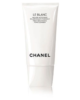 CHANEL LE BLANC<br>Fresh Brightening Foam Cleanser 5 oz.