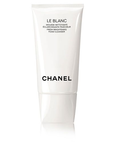 CHANEL <b>LE BLANC</b><br>Fresh Brightening Foam Cleanser 5 oz.