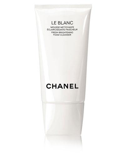 CHANEL LE BLANC<br>Fresh Brightening Foam Cleanser 5 oz.