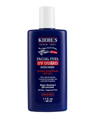 Facial Fuel UV Guard Fast-Absorbing Sunscreen For Men SPF 50, 1.7 fl. oz.