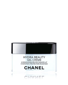 CHANEL HYDRA BEAUTY GEL CRÈME<br>Hydration Protection Radiance Jar 1.7 oz.