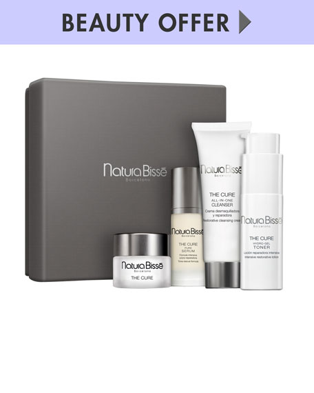Yours with Any $300 Natura Bisse Purchase