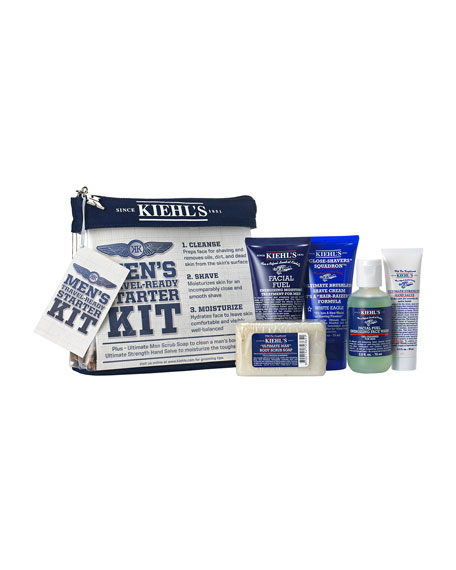 Kiehl's Since 1851 Limited Edition Men's Starter Kit