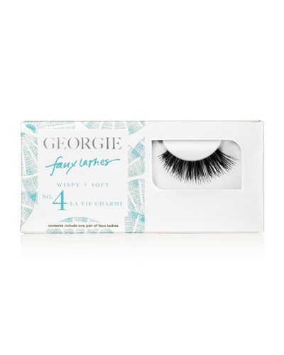 Georgie Beauty Georgie La Vie Charme Faux Lashes