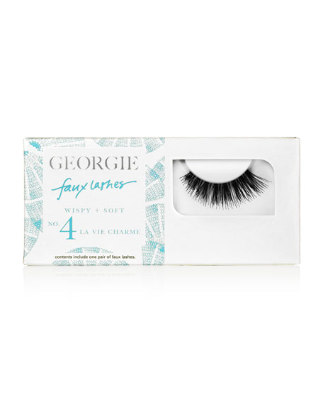 Georgie La Vie Charme Faux Lashes
