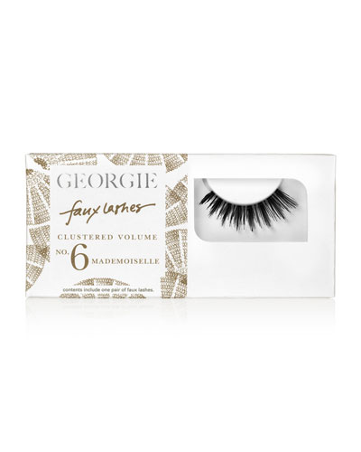 Georgie Beauty Georgie Mademoiselle Faux Lashes