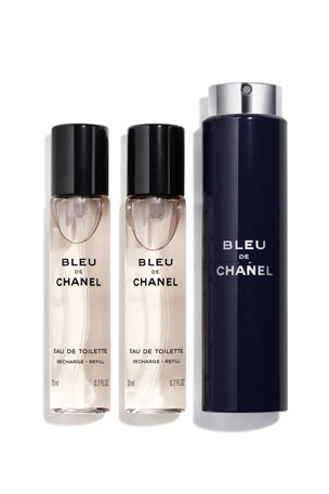 CHANEL BLEU DE CHANEL Eau de Toilette Refillable Travel Spray
