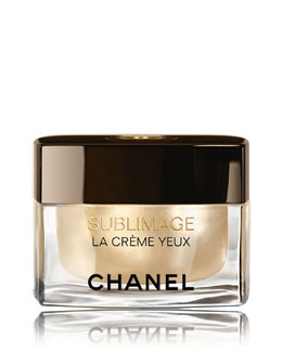 CHANEL SUBLIMAGE LA CRÈME YEUX<br>Ultimate Regeneration Eye Cream 0.5 oz.