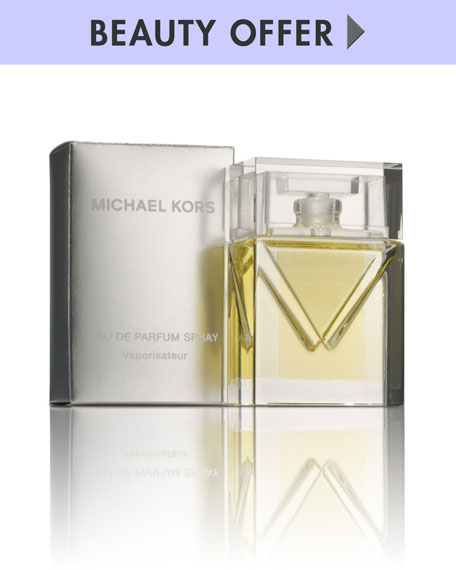 Yours with Any $78 Michael Kors Fragrance Purchase