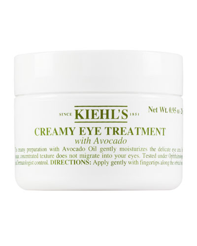 Creamy Eye Treatment with Avocado, Large, 0.95 oz