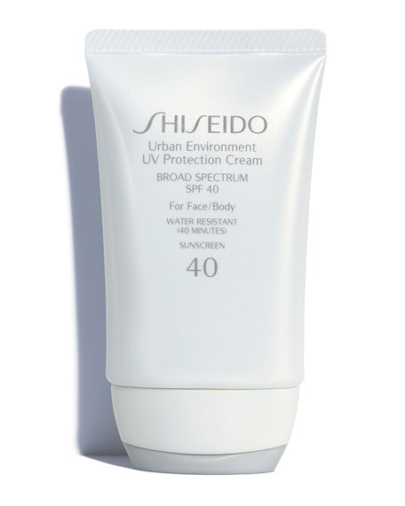 Image 1 of 2: Shiseido 1.7 oz. Urban Environment UV Protection Cream SPF 40