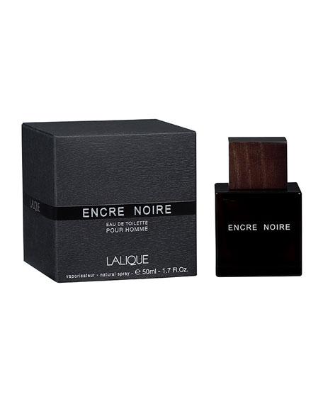 Lalique Encre Noire Pour Homme Eau de Toilette, 1.7 oz./ 50 mL