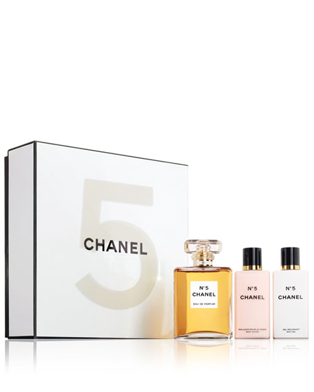 CHANEL No.5 TRIO SET