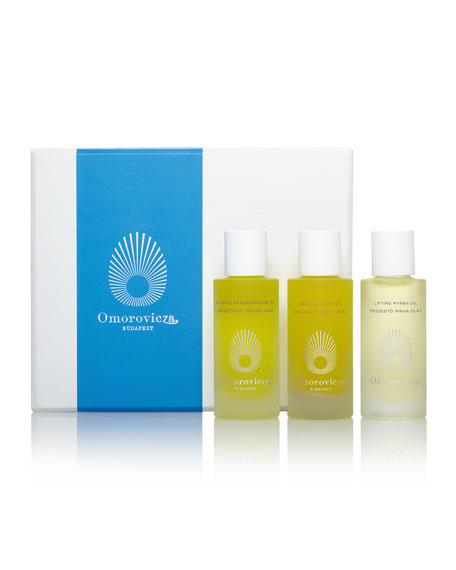3 OIL COFFRET